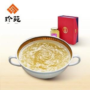 珍苑.高濃度即食燕窩精裝禮盒(350g/罐)