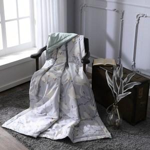 【BBL Premium】嘉德麗雅100%精梳棉.印花涼被-單人單人