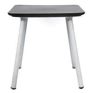 Allibert 胡連可調腳戶外桌子 黑色 Julien 型號239981