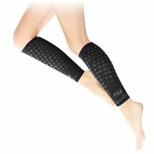 【海夫健康生活館】NU恩悠數位 鈦鍺能量 小腿套 負離子能量束腿M