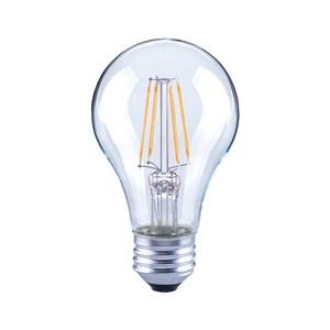 特力屋 PRO特選 球泡型LED燈絲燈泡 4W 清光 E27 晝光色