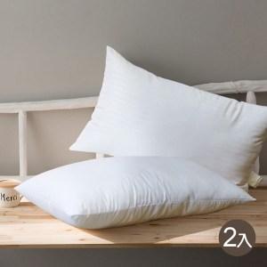 SHINIH 新麗超細纖維舒柔枕 2入