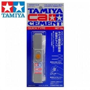 日本田宮Tamiya新式模型瞬間接著劑ITEM87062快乾膠
