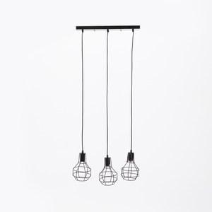 查克金屬3燈吊燈