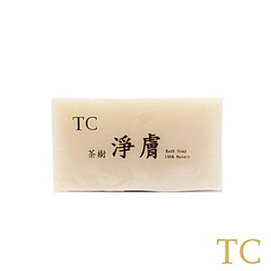 【TC】茶樹抗痘美背皂(100g)