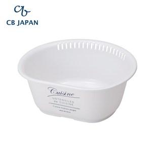 CB Japan 巴黎系列蔬果洗滌籃深型 (1入)