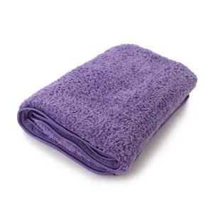 Lovel 7倍強效吸水抗菌超細纖維浴巾(柔棉紫)