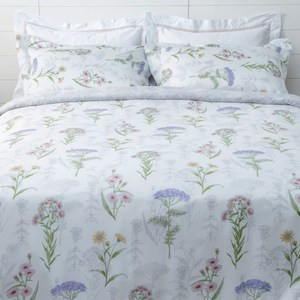 HOLA 莫娜天絲床包兩用被組 雙人