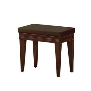 【obis】胡桃色鏡台椅