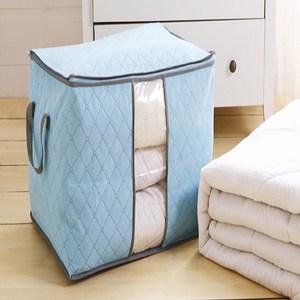 HONEY COMB 出清 衣物收納 棉被收納袋 小款 三色GT-3211 藍色