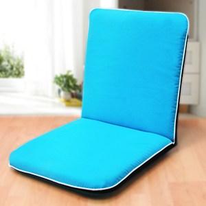 【KOTAS】日式休閒和室椅(夏日雙色)-藍色