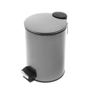 HOLA 里昂不銹鋼緩降垃圾桶-3L