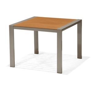 尼爾鋁製休閒方桌