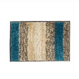 比利時Verdi簡約地毯-午夜藍45x65cm
