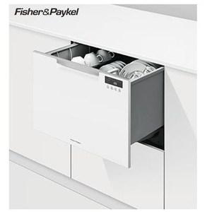 紐西蘭 Fisher & Paykel 菲雪品克 單層白色洗碗機(7人份)