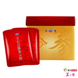 華陀天官-高麗蔘元飲1盒(10包/盒)
