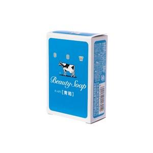日本牛乳石鹼香皂(藍盒-清爽茉莉) 85g/ 個