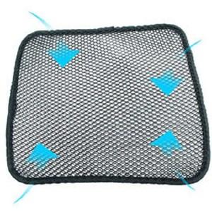 3D蜂巢涼爽透氣座墊方形2入