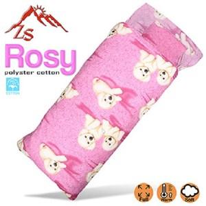ZS Rosy 兒童保溫纖維棉睡袋(可拆內胎)