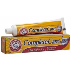美國ArmHammer全效護理牙膏(170g)*6