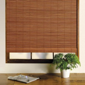 碳化兩用竹捲簾150x160cm