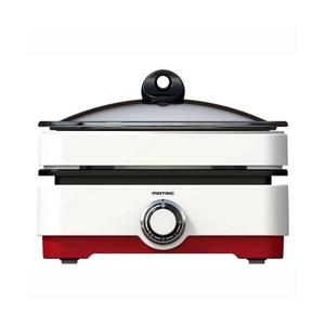 MATRIC松木全功能油切烹飪兩用鍋MG-PG0801
