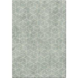 敦爾特地毯160x230cm 網影