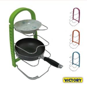 【VICTORY】鍋具碗盤收納整理架#1132014