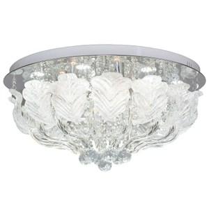 肯恩LED水晶吸頂燈 36W E27燈頭x6
