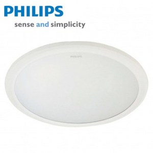 [特價]PHILIPS 飛利浦 恒樂 12W LED吸頂燈(防水型) 白光色 [ IP65 防塵防水等級 ]