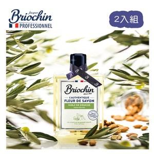 法國碧歐香橄欖甜杏油柔膚沐浴乳400ml-2入組