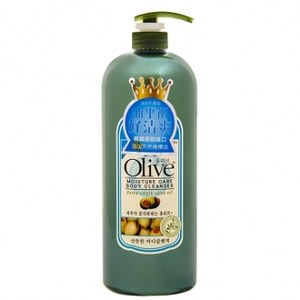 英絲林天然橄欖沐浴乳(一般及油性)1500ML