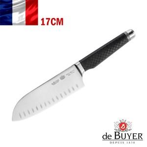法國【de Buyer】畢耶刀具『FK2碳纖系列』日式主廚刀17cm