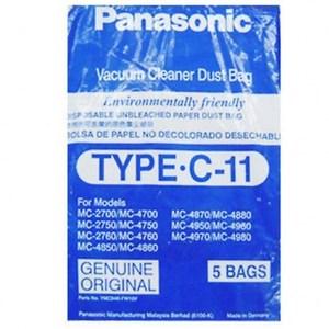 Panasonic 國際牌 吸塵器專用集塵紙袋 5入 TYPE-C-11