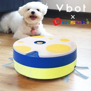 【Vbot】i6+二代聯名 掃+擦智慧鋰電地慕斯蛋糕掃地機器人-貓頭鷹貓頭鷹