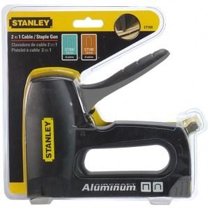 Stanley 鋁製專用電纜釘槍
