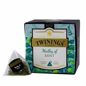 TWININGS鉑金系列薄荷圓舞曲茶 2gx15