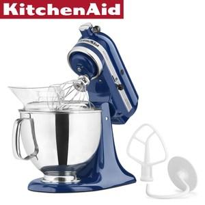 【KitchenAid】桌上型攪拌機(藍莓藍)