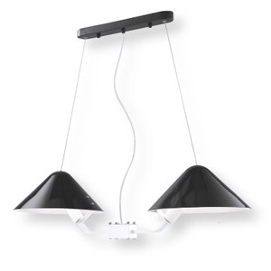 YPHOME  現代風造型吊燈2燈(限裝潢版) A512728