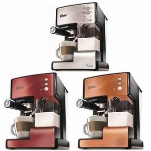 OSTER 美國 (不挑色,隨機出貨)奶泡大師義式咖啡機 BVSTEM6601