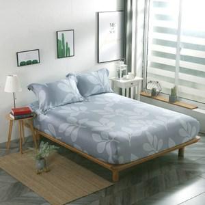 【夢工場】柔情餘韻40支紗萊賽爾天絲三件式床包枕套組-雙人