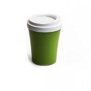 QUALY|隨行杯-垃圾桶S(綠)