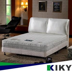 一代法式輕柔型透氣乳膠獨立筒單人床墊3.5尺