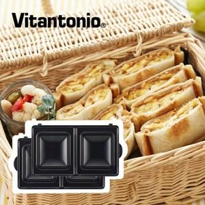Vitantonio鬆餅機熱壓吐司烤盤