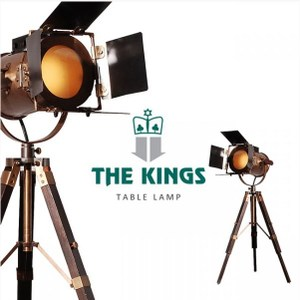 THE KINGS Rock n' roll搖滾精神復古工業檯燈
