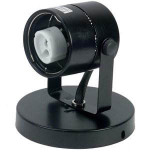 GU10圓頭吸頂燈黑色