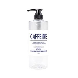 控油舒爽咖啡因胺基酸洗髮露 檸檬馬鞭草