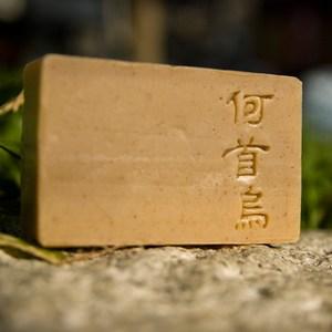 【文山手作皂】何首烏洗頭皂100g