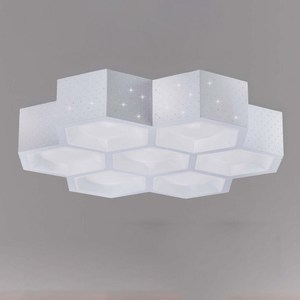 YPHOME  現代風潮吸頂6+1燈 3631521
