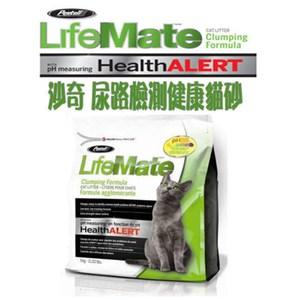 【沙奇】 尿路檢測健康凝結貓砂-5kg(G002C51)